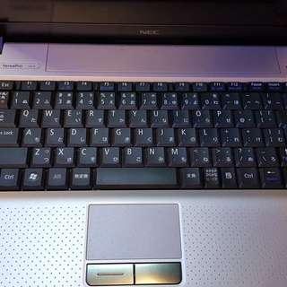 Nec Core i7 netbook