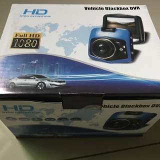 Vehicle Blackbox DVR/Dash Cam