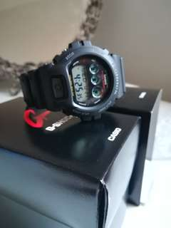 Casio G6900-1DR Tough Solar