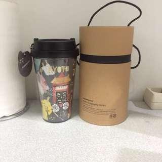 Brand New Starbucks Tumbler: Japan KYOTO