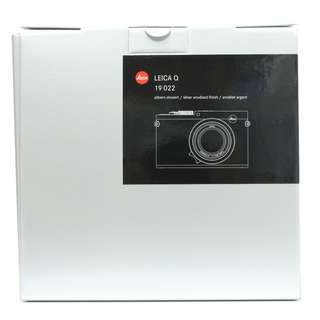 BRAND NEW LEICA Q (Typ 116) Digital Camera (Silver Anodized)