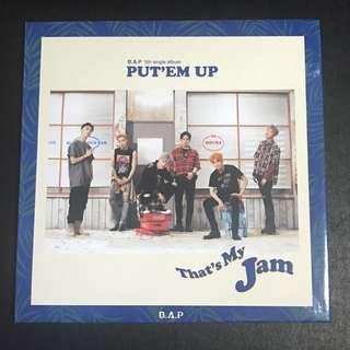 BAP Put'em Up album