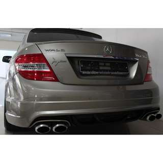 Mercedes Benz C Class W204 Wald Black Bison Bodykit