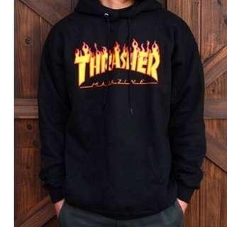 Trasher Hoddie Shirt Mirror Quality 1:1 ( ada smua size)