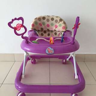 baby walker ( sweet cherry )