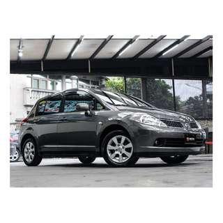 2006 Nissan Tiida 灰 1.8