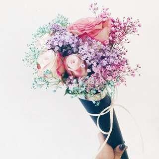 Designer rose cone