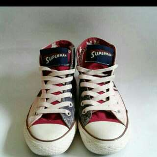 Original Converse ct hi superman