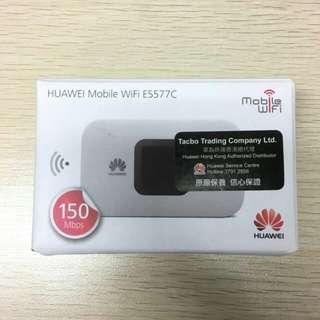 全新 Huawei Mobile Wifi E5577C  白色 原價$669 (現售$400包郵) 只有一件