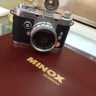 Minox Germany Mini Camera