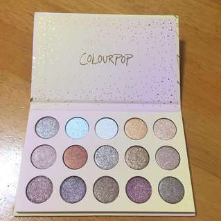 Colourpop golden state of mind limited edition