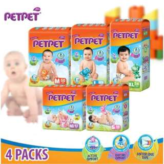 [4x pack] Pet Pet pampers
