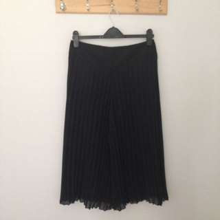 Topshop black trousers