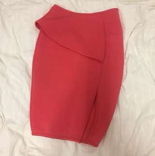 COOPER ST Coral skirt