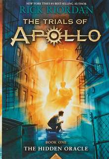 BRAND NEW Unopened Trials of Apollo Book 1 The Hidden Oracle by Rick Riordan