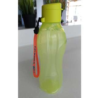Tupperware 500ml Eco Bottle+60ml Midget