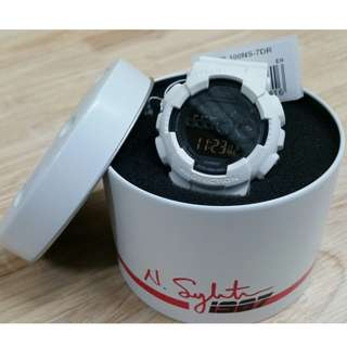 絕!Nigel Sylvester G-Shock (GD-100NS-7)