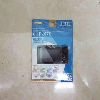 JJC  Fujifilm x70 screen protector