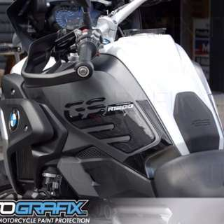 2017 BMW R1200GS LC Tank Decal