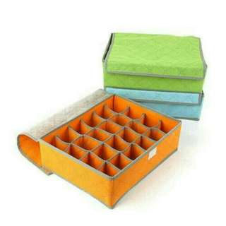 TGB bamboo underware storage box original