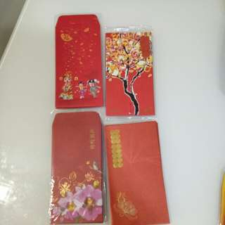 Red Packets(Ang Pow)