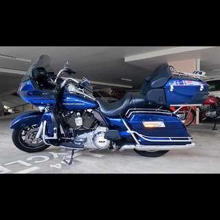 2022 Harley Davidson Road Glide Ultra (FLTRU)