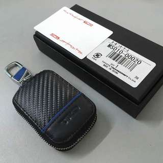 Original TRD Carbon Key Case for Toyota keyless entry remote