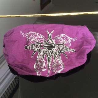Bandana Purple Harley Davidson