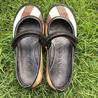 Genuine Burberry Girls' Shoe