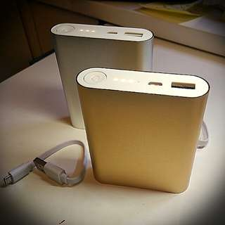 10400mAh Power Bank/Charger 充電宝/尿袋