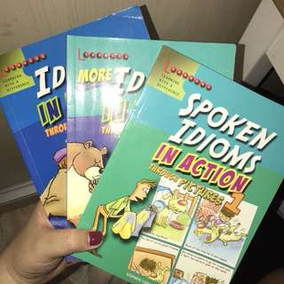 idiom books