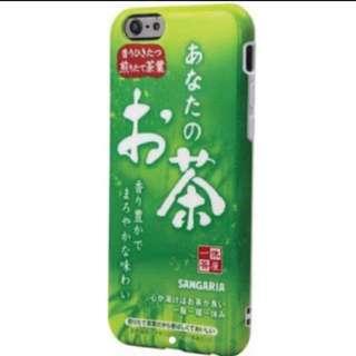 日本直送 全新 Sangaria iPhone 6 / 6s 包邊軟殼 (不適用於iPhone 7 / 8)