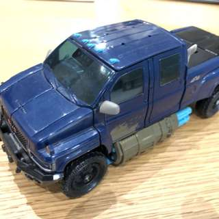 Transformers Autobot Off-road Ironhide