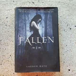 FALLEN — Lauren Kate