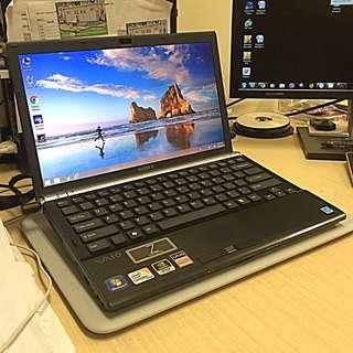 Sony Vaio Laptop VGN Z58GG