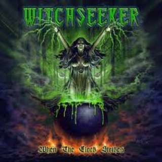Witchseeker - When The Clock Strikes CD Brand New Sealed Support SG Band