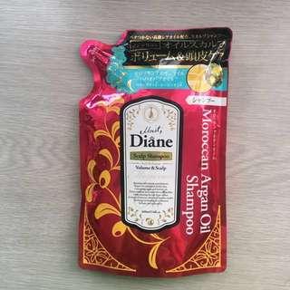 Moist Diane Moroccan Argan Oil Shampoo Volume and Scalp