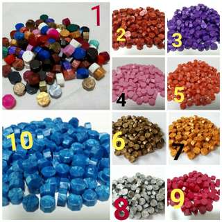 Seal Wax Beads IN STOCK