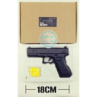 ⚠TEMPORARY OUT OF STOCK⚠ Airsoft BB Gun Springer Glock 18s