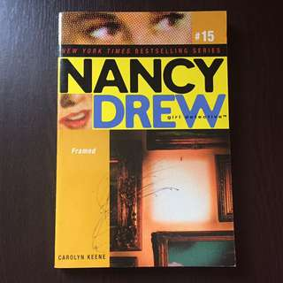 Nancy Drew By: Carolyn Keene