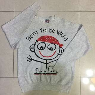 Danny First Sweatshirt.