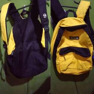 Yellow Hawk Bag