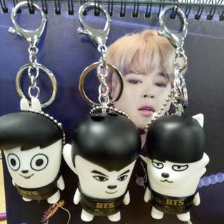 BTS Hip Monster Key Ring - duplicate