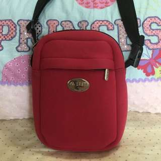 PHILIPS AVENT THERMA BAG RED