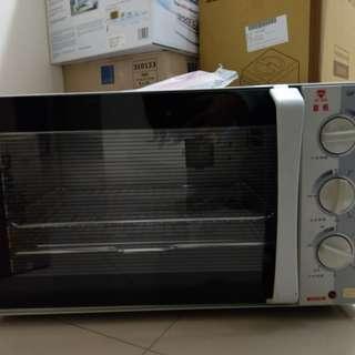 🚚 喜楓機械式旋風烤箱GP-8308