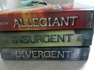 Divergent Series (*cheap!)