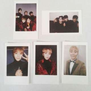 [CLEARANCE/ 1718SALE] Seventeen in Carat Land photocards