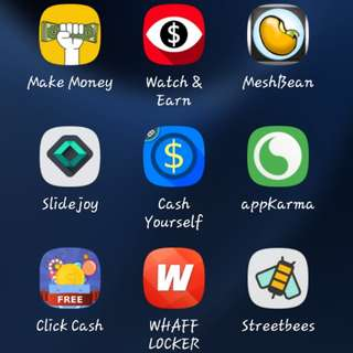 Earn from phone (whatsapp group)