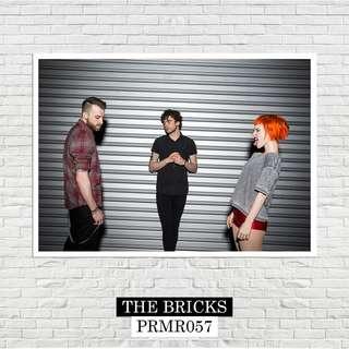 Paramore Album Poster (A4 Size)