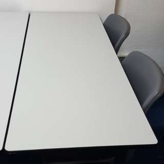 Grey Student Table
